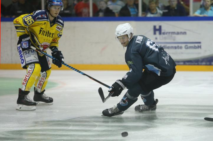 Neuer Partner der IceFighters – europafoto Klinger