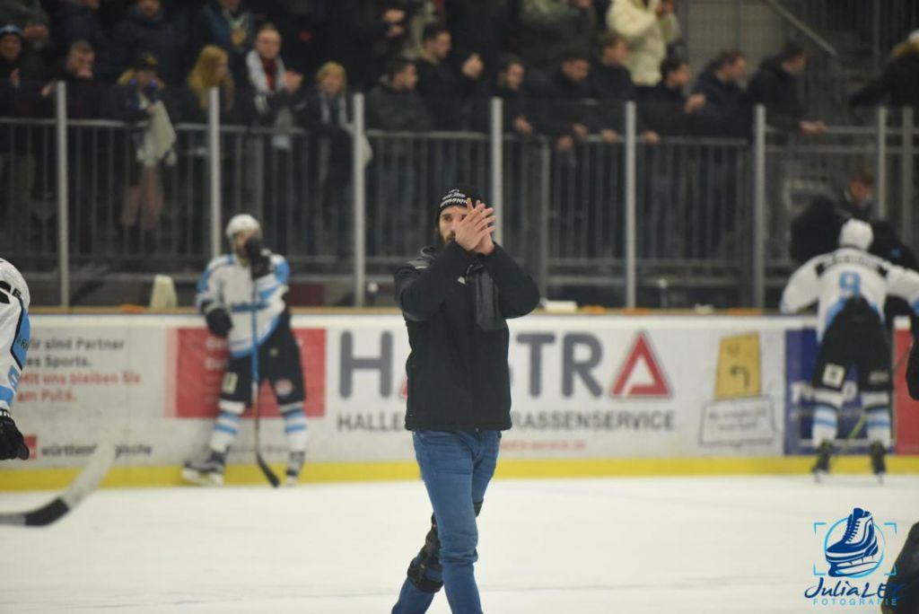 Niederlage in Halle