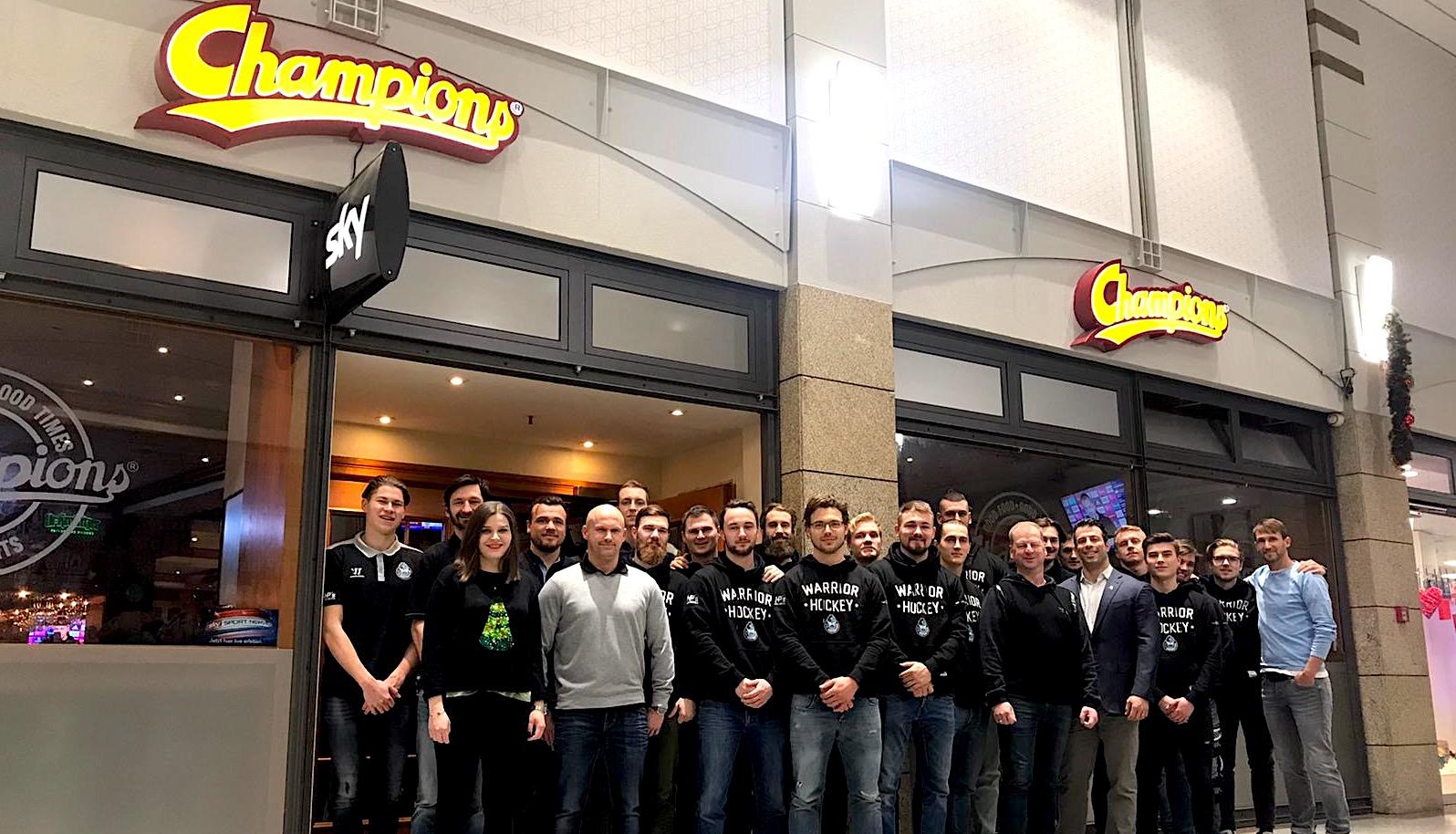 Champions Bar Leipzig